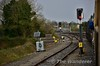 "The RPSI ""The West Awake"" railtour arrives into Portarlington. Sat 13.04.19"