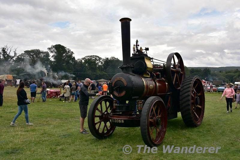 Stradbally Steam Rally. Sun 04.08.19