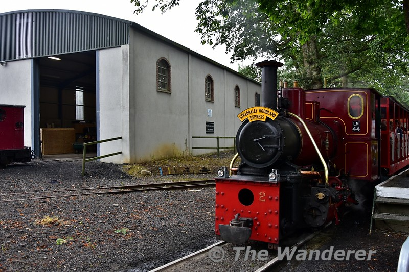 LM44 at Stradbally. Sun 04.08.19