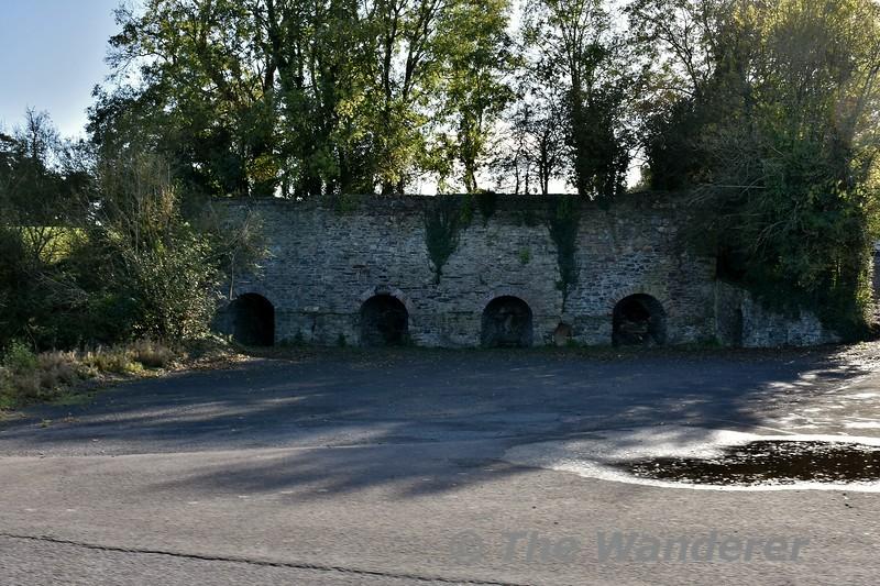 Passing the Lime Kilns. Sun 27.10.19