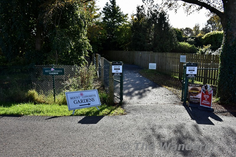 Mount Congreve Station is a new addition to the route. Sun 27.10.19