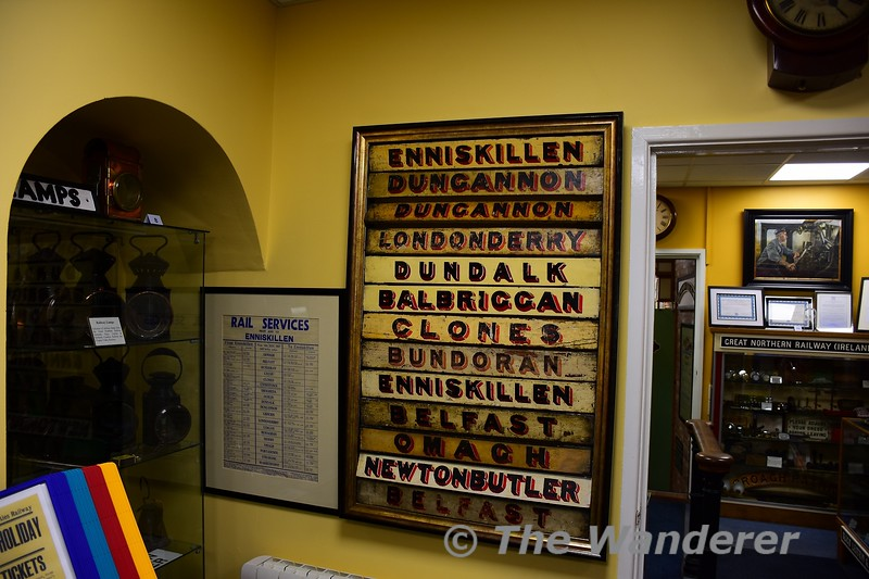 Headhunters Barber Shop and Railway Museum. Highly recommended to visit. Thurs 02.09.21