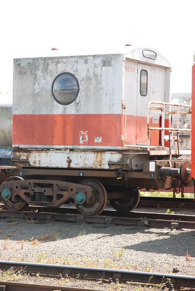 Container Train Gaurd Caboose (brake Van)