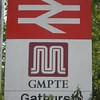 Ex GMPTE Logo Sign