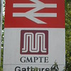 Ex GMPTE Logo Sign