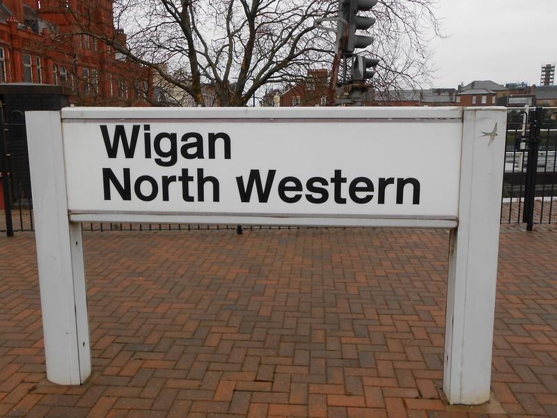 Inter City Swallow Logo Wigan North Western 1 of 2 pics