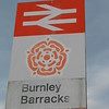 8th June 2016 <br /> <br /> I was finishing off doing the stations i needed between Blackburn & <br /> <br /> Colne and i found this when i got off at Burnley Barracks
