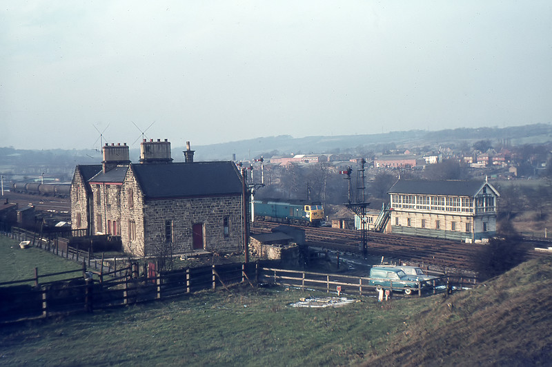 D437 - Heaton Lodge - 15/2/1970