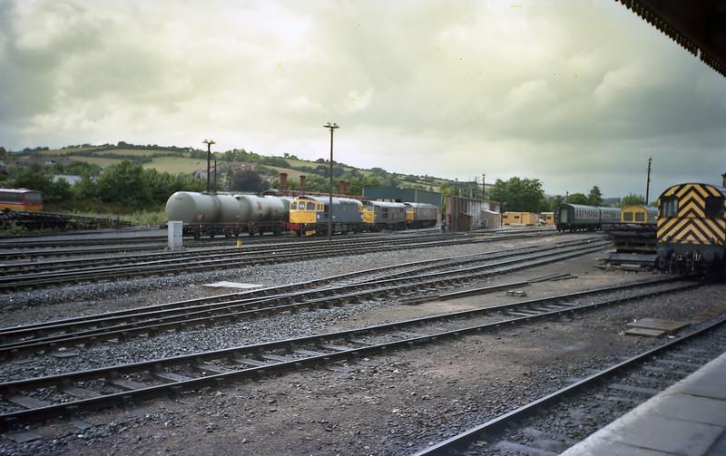 33 31 47 & 08 - Exeter Stabling Point 07/85