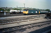 50028 - Exeter Stabling Point 25/7/85