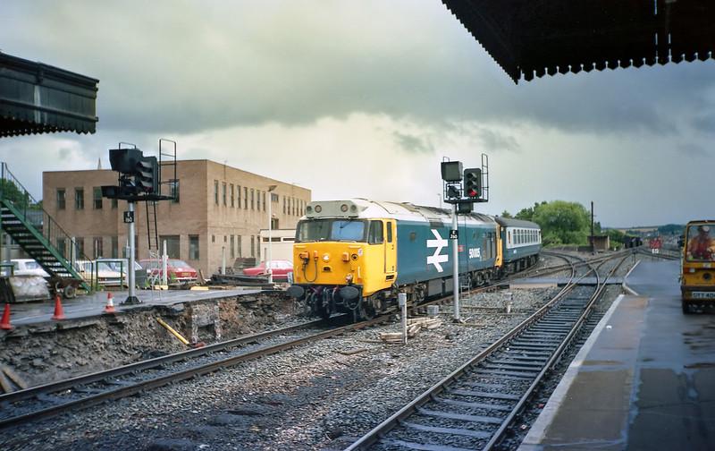 50005 - Exeter St David's 26/7/85