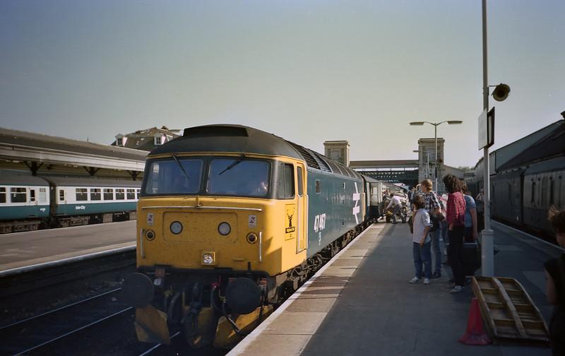 47467 - Exeter St David's 25/7/85