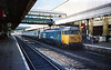 50027 - Exeter St David's  26/7/85