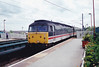 47816 arrives at Wakefield Westgate on 29th May 1993 while working the 07:48 York to Swansea XC service.