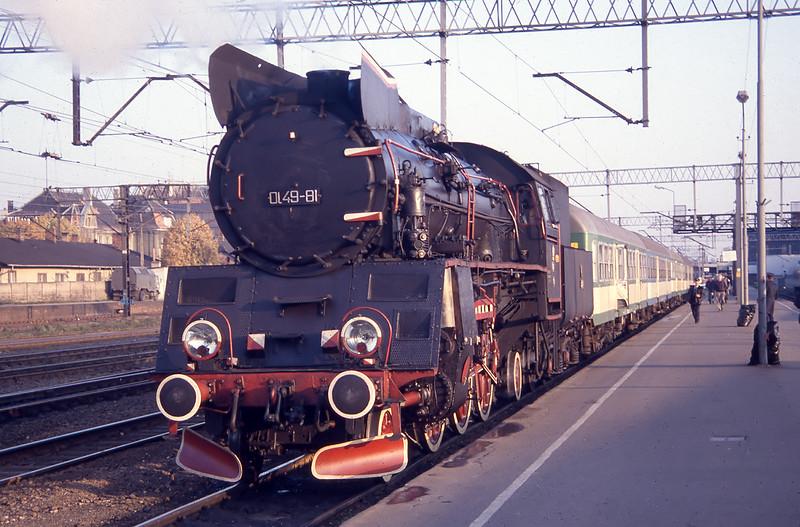 Ol49-81 - Poznan 20/10/1994