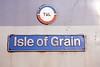 56051 Isle of Grain - nameplate - 10/2/1996