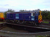 20311 - Keighley turntable - 1/8/98
