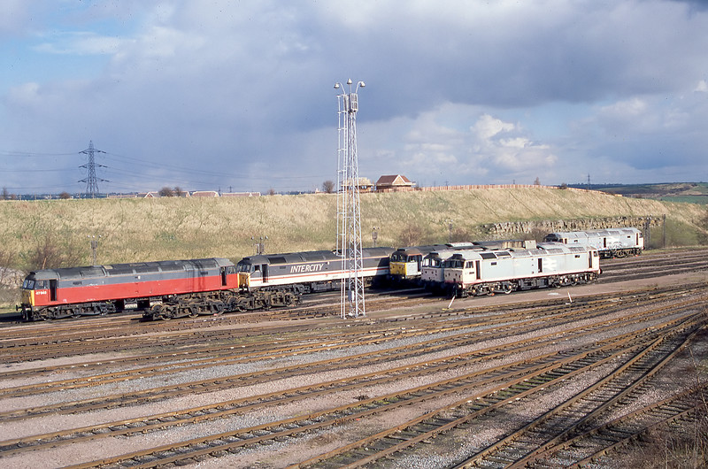 47543 + other  Demic 47's - Tinsley 28/2/98