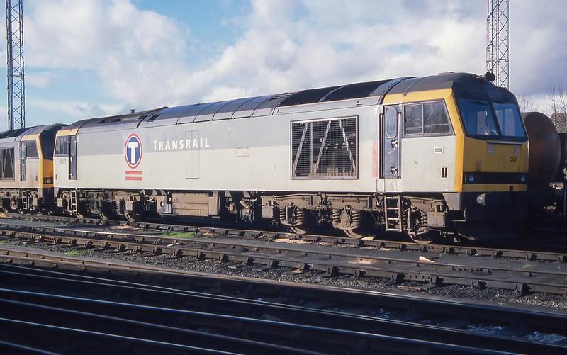 60097 - Knottingley 28/2/1998