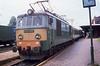 ET21-601 at Weglinec 27/5/1998