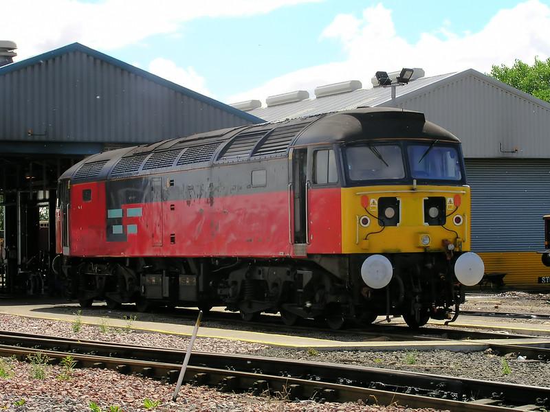 47772 - Tyne Yard - 01/8/2003