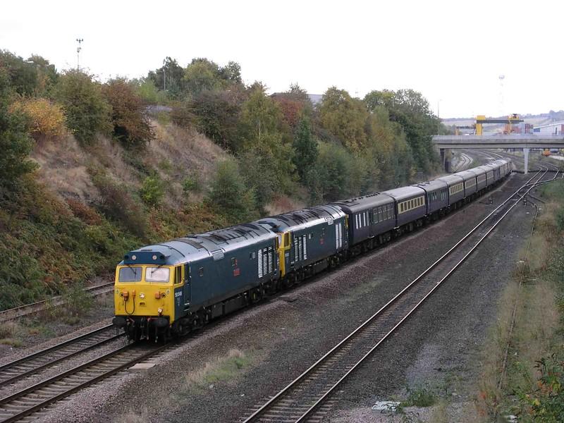 50049 50031 Stourton - 18/10/2003