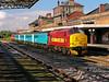 37408 37411 - Wakefield Kirkgate - 28-09-2003