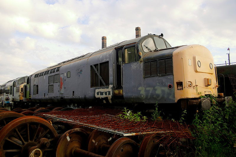 37072 - Barrow Hill - 10/7/2004