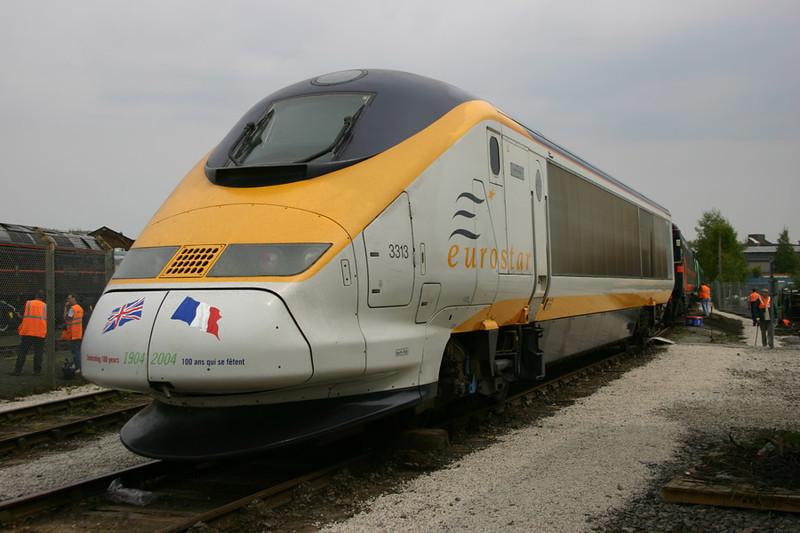 Eurostar Record Breaker