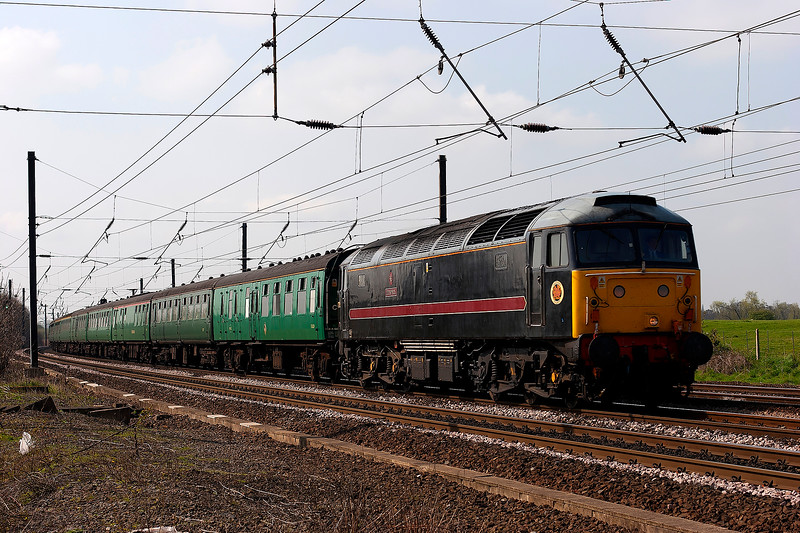 47709 - Chaloners Whyn Junction - 23/4/2005
