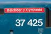 37425 - Nameplate Bargoed 04/12/05