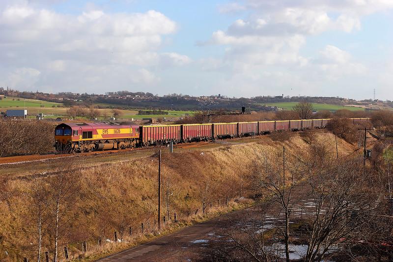 66216 - Dewsbury East Jcn 10/02/2005