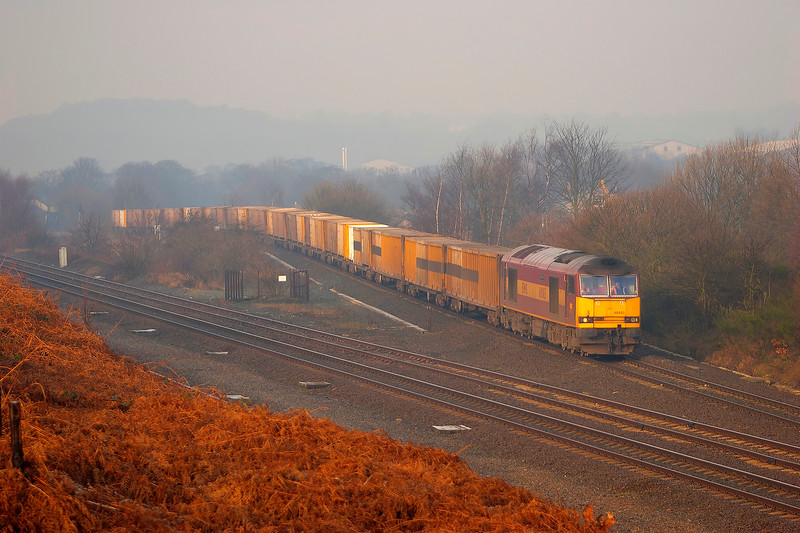60083 - Heaton Lodge Junction 14/1/2005