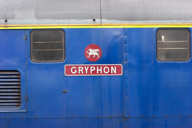 31190 Gryphon nameplate 24/3/2005