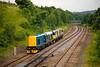 20087 D8020 20905 20901 - Ravensthorpe - 20/7/2007