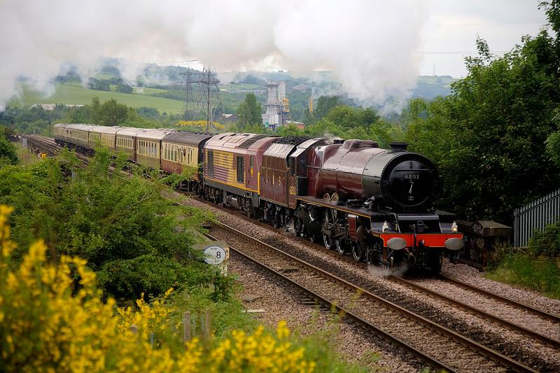 6201 (67017) - Dewsbury - 7/6/2008