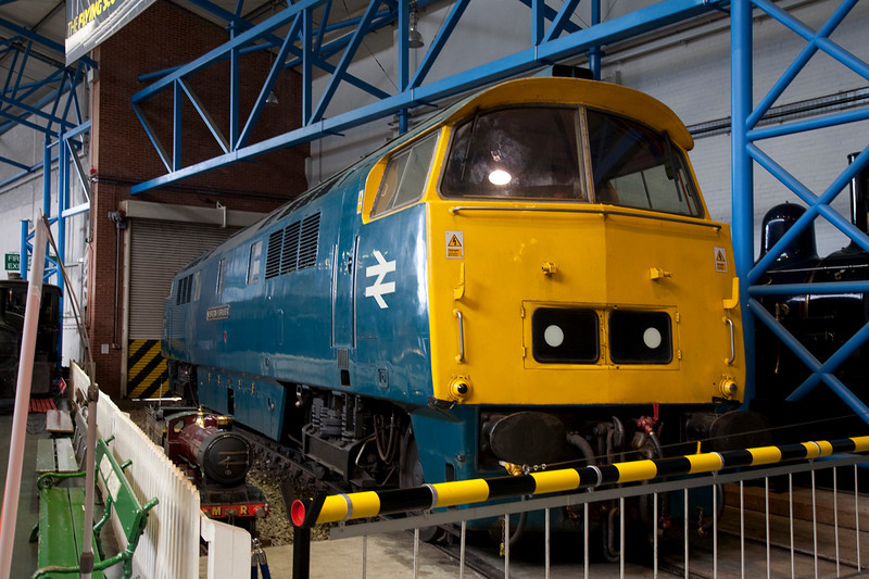 D1023 st the NRM May 22nd 2009