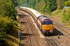 47790 brings up the rear of a 5Z35 11:18 Newcastle to Crewe Northern Belle ECS at Ravensthorpe on 24-07-11