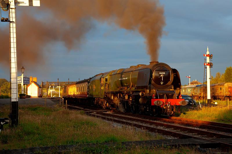 46233 - Swanwick Junction - 14/7/2012
