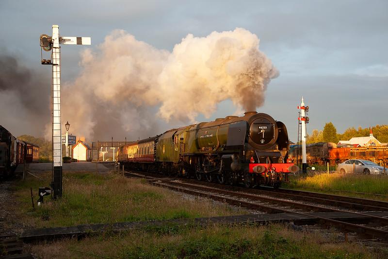 46233- Swanwick Junction - 14/7/2012