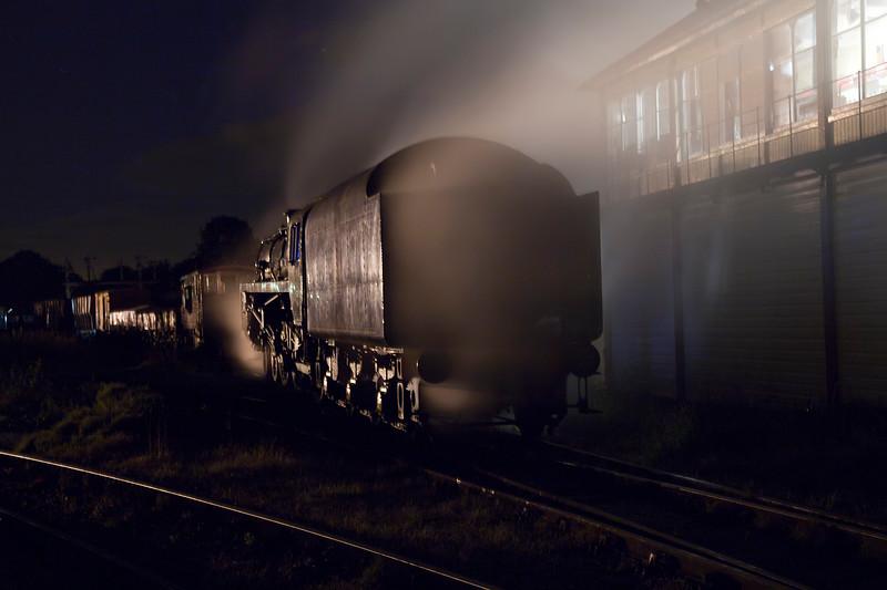 73129 - Swanwick Junction - 14/7/2012