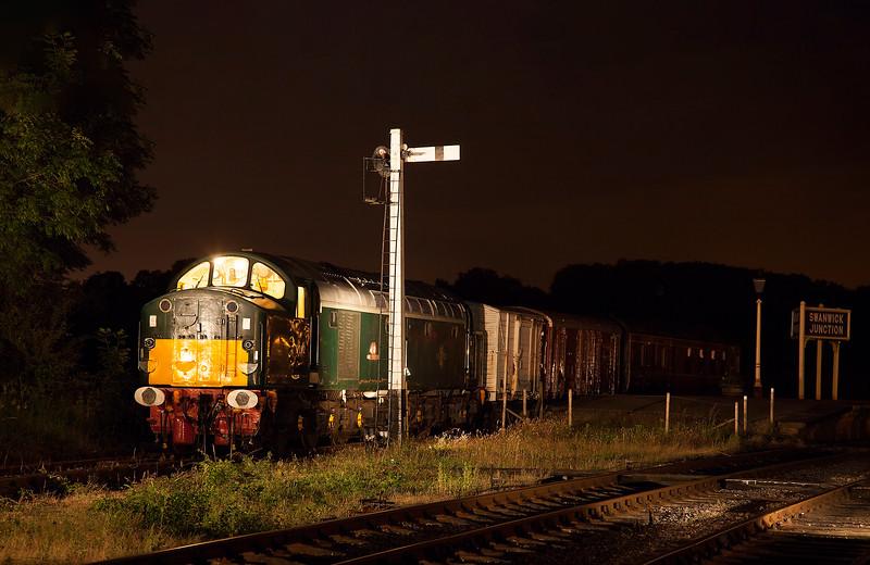 D212  'Aureol' - Swanwick Jcn - 14/7/2012
