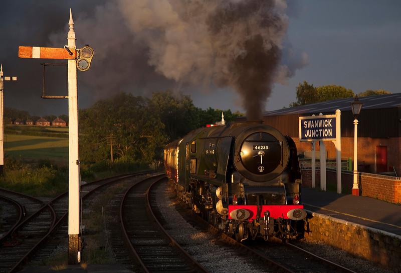 46233 - Swanwick Junction- 14/7/2012