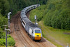 43312 leads a 5D09 13:20 Harrogate to Leeds ECS at Armley Junction on 5th July 2014