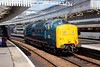 55002 running around 'The Deltic Aberdonian' on 122th April 2014