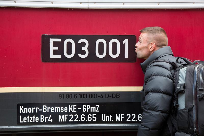 E03-001 numberplate Koblenz Lutzel 12th June 2015