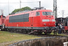 103-233 on the turntable at Koblenz Lutzel on 13th June 2015