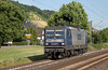 143-048 heads north light at Leutesdorf on 14th June 2015