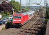 101-120 heads a northbound Express at Remagen on June 14th 2015