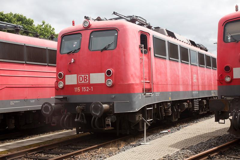 115-152 at Koblenz Lutzel Museum 13th June 2013